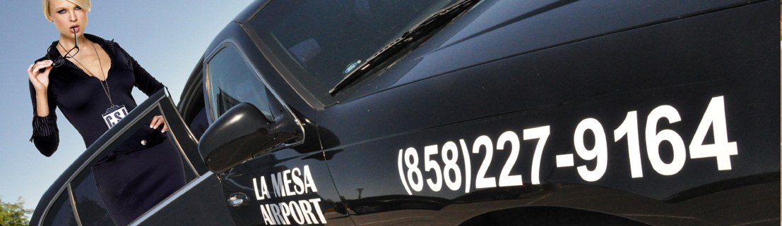Contact La Mesa Airport Taxi Cab to San Diego Airport