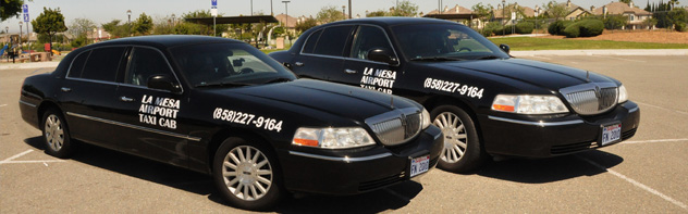 Airport Taxi Cab San Diego